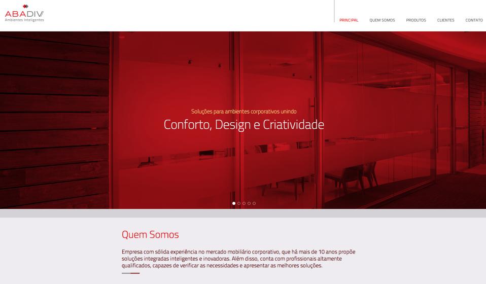Projeto de Design e Tecnologia - Abadiv | 01
