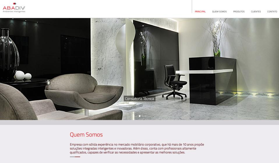 Projeto de Design e Tecnologia - Abadiv | 02