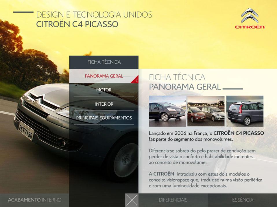 Projeto de Design e Tecnologia - Citroen | 06