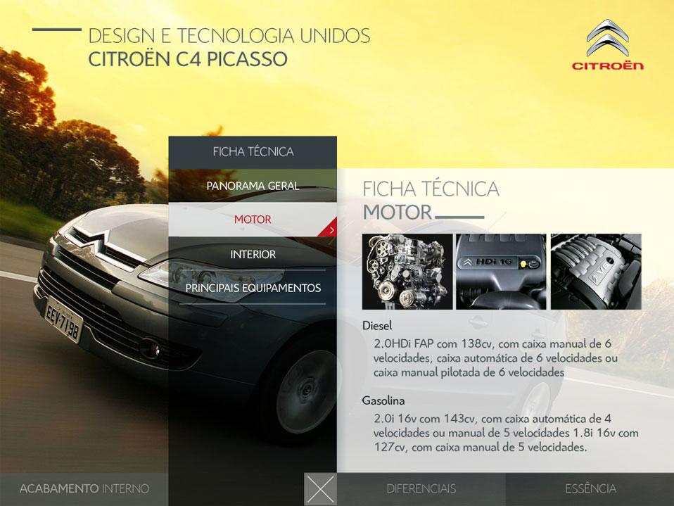 Projeto de Design e Tecnologia - Citroen | 07