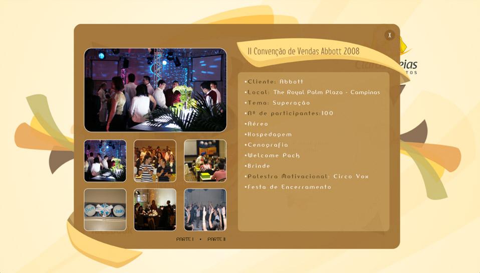 Projeto de Design e Tecnologia - Claras Ideias | 03
