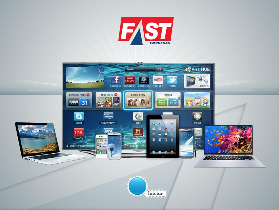 Projeto de Design e Tecnologia - Fast Shop | 01