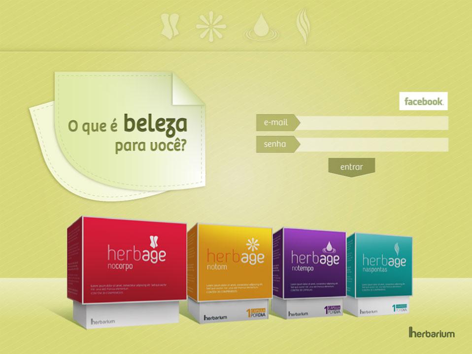 Projeto de Design e Tecnologia - Herbage | 01
