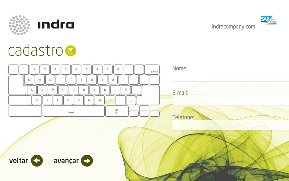 Projeto de Design e Tecnologia - Indra | 01