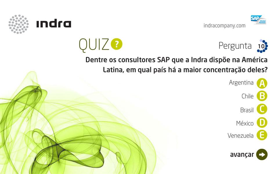 Projeto de Design e Tecnologia - Indra | 03