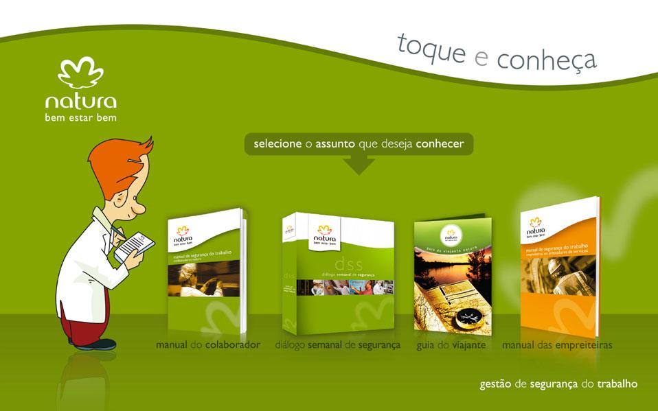 Projeto de Design e Tecnologia - Natura | 01