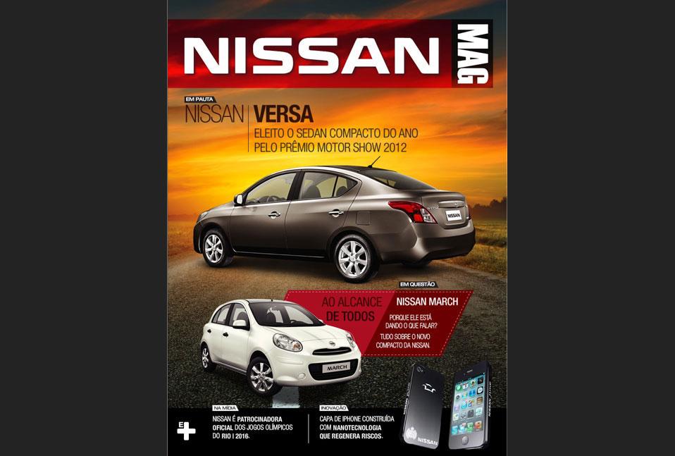 Projeto de Design e Tecnologia - Nissan | 01