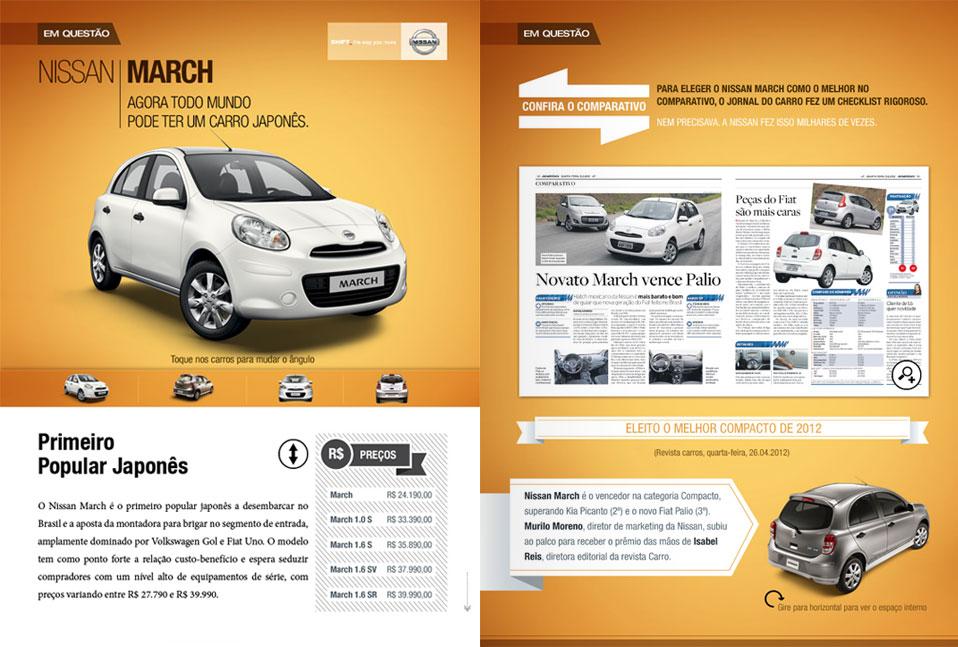 Projeto de Design e Tecnologia - Nissan | 02