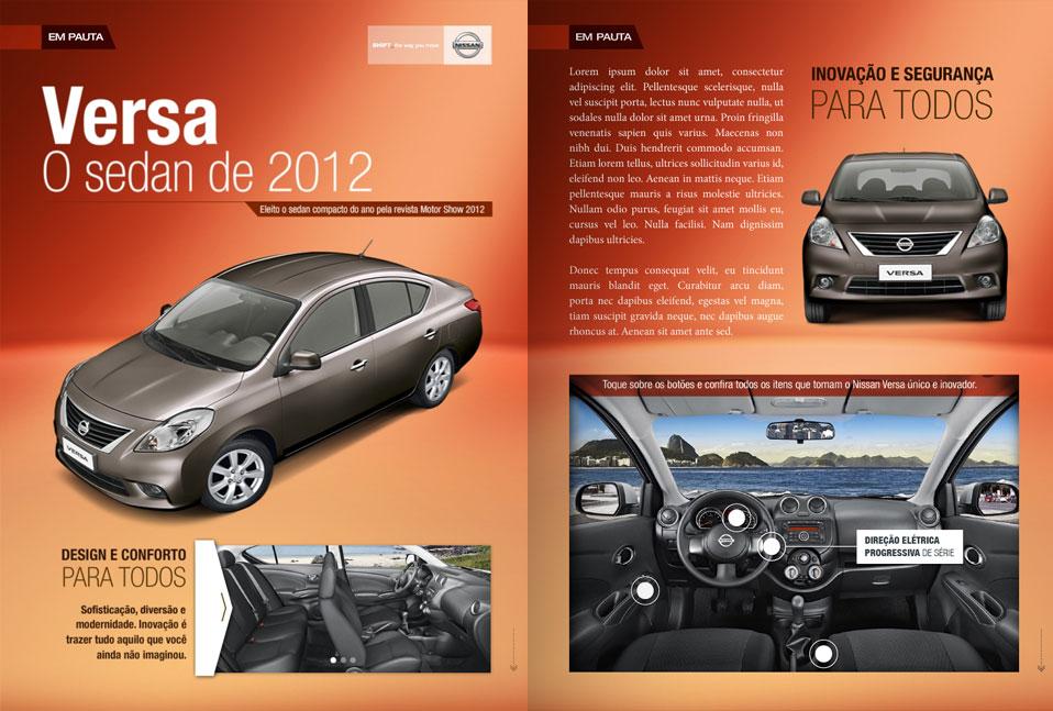 Projeto de Design e Tecnologia - Nissan | 03