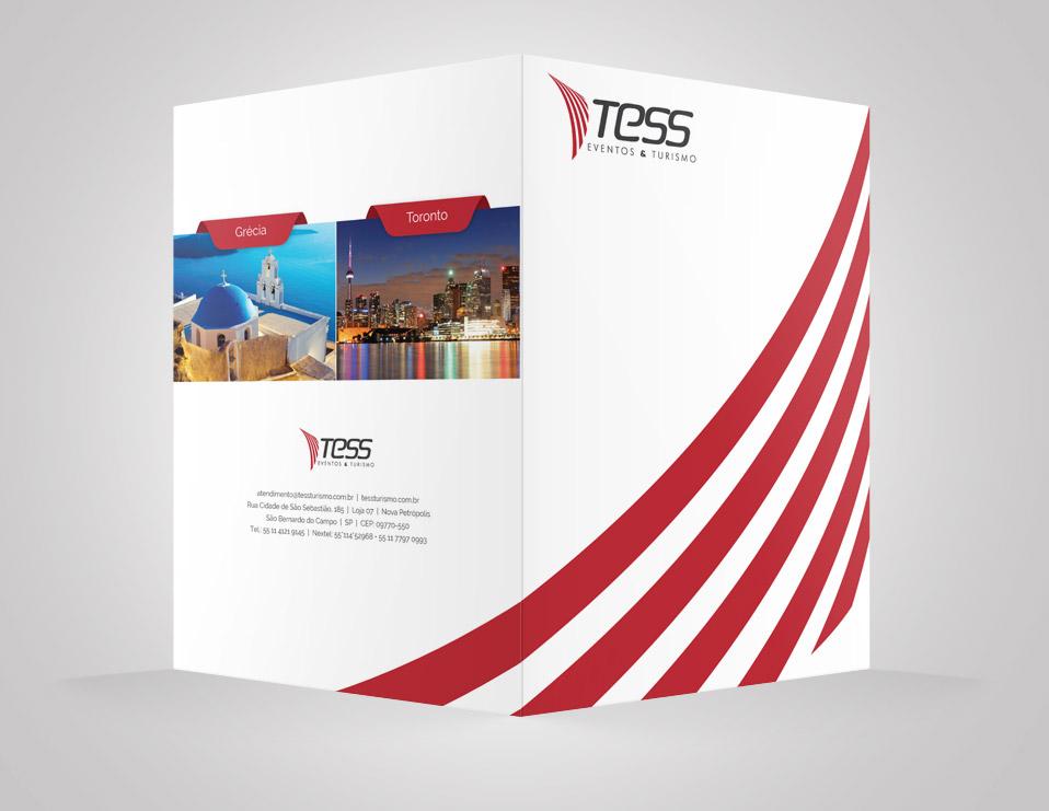 Projeto de Design e Tecnologia - Tess | 02