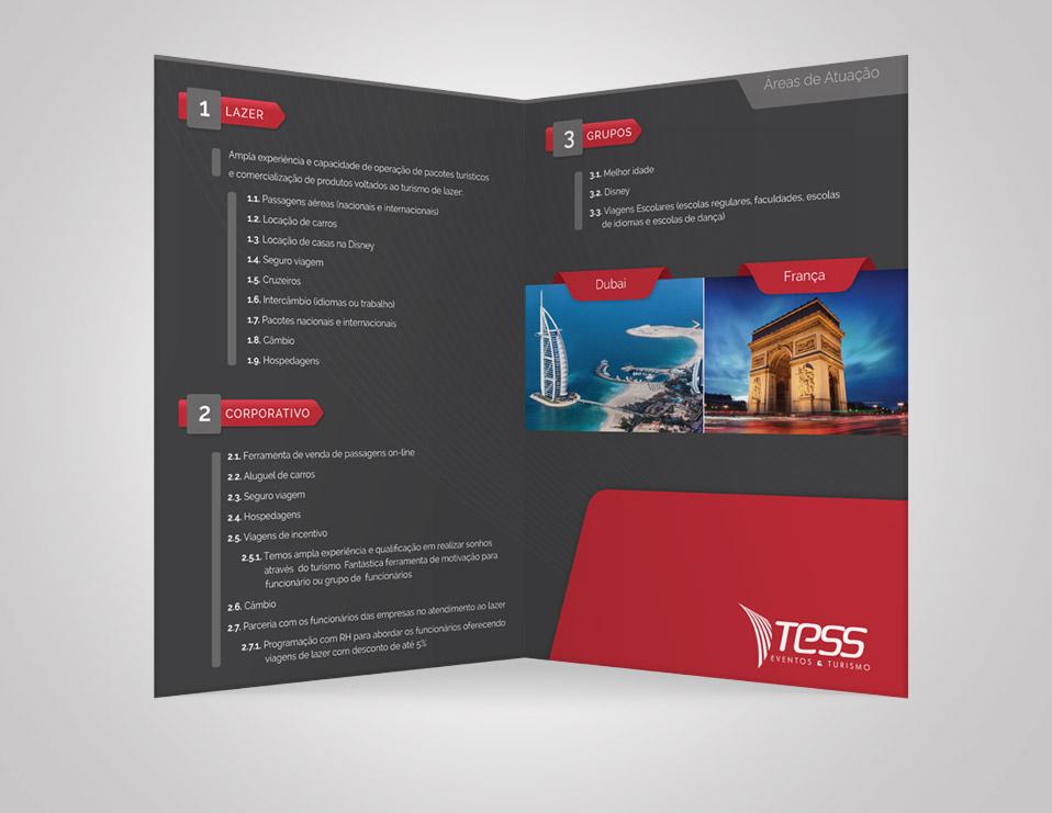 Projeto de Design e Tecnologia - Tess | 03