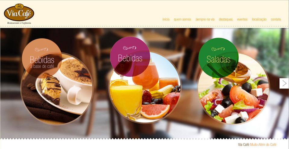 Projeto de Design e Tecnologia - Via Café | 03